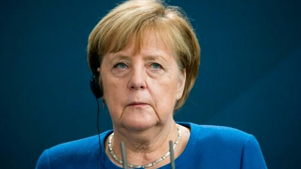 Angela Merkel is reportedly considering a nationwide 'lockdown light' in Germany
