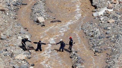 Alluvione a Petra: Giordania in stato d'emergenza, morti e dispersi