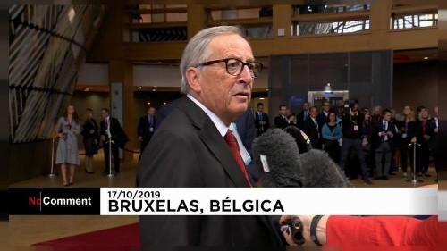 """""""Estou a falar!"""", grita Jean-Claude Juncker a um jornalista"""