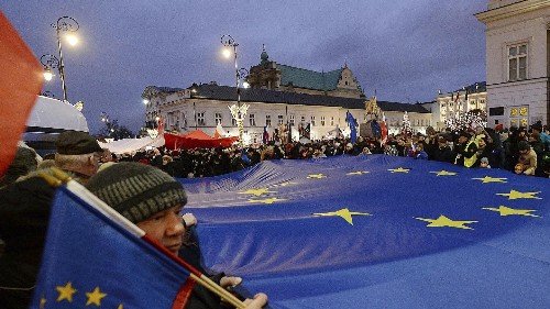 The Brief: Rule of law worries in Hungary and Poland
