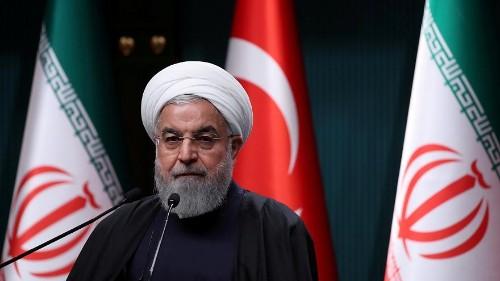 Iran's president says media censorship has backfired on regime