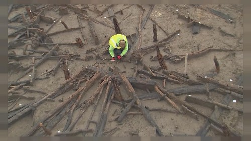Bronze Age 'Pompeii' discovered in England
