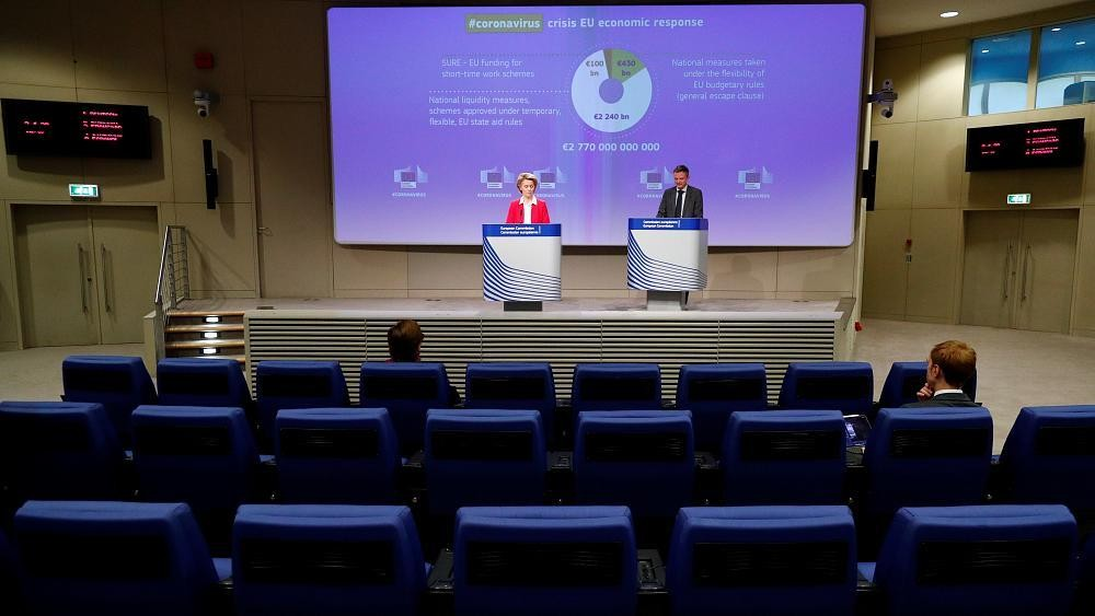 Coronavirus in Europe: EU science chief quits, slamming response to pandemic