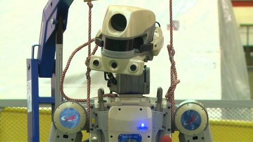 Le robot russe FEDOR s'apprête à s'envoler vers l'ISS