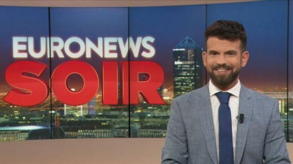 Euronews Soir : l'actualité du 22 octobre 2019