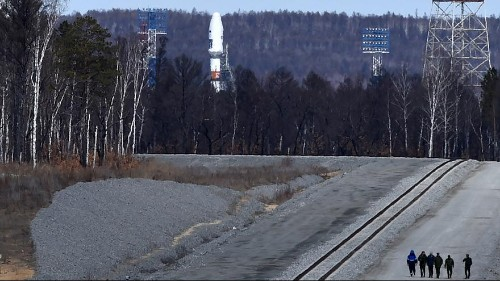 Technical hitch delays first rocket launch at Russian cosmodrome