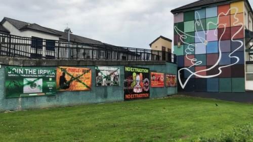 A Londonderry, on ne veut pas retomber dans la violence