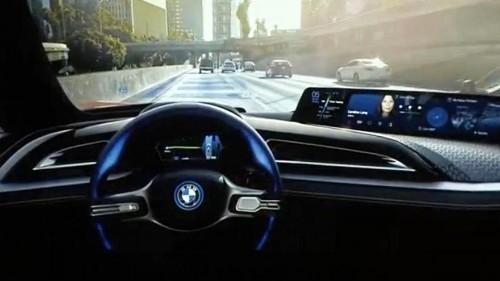 Voiture autonome : BMW s'allie à Intel et Mobileye