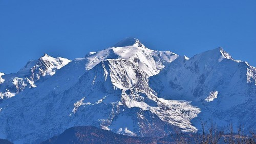 France's Macron to unveil measures to protect Mont Blanc from 'wackos'
