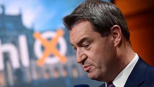 Wahl-Fiasko für CSU, Freie Wähler und AfD vor SPD