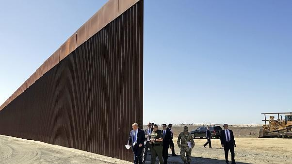 What Trump got right and wrong about his new border barrier