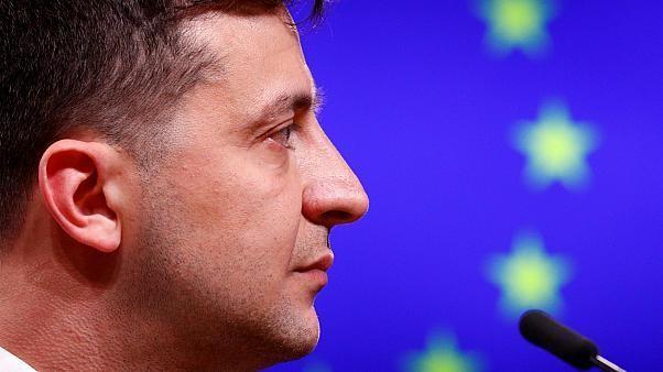 Ukraine-EU summit: A chance for Volodymyr Zelensky to prove himself a statesman