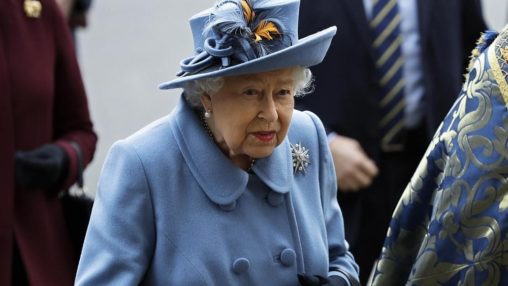 Watch live: Queen Elizabeth II gives broadcast amid COVID-19 outbreak