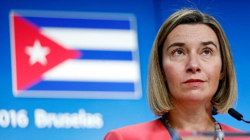 EU warns of lawsuits if US targets European interests in Cuba