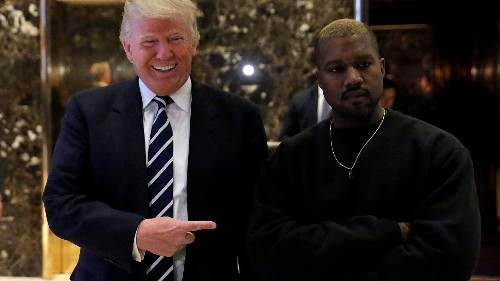 Kanye West to make sustainable shoes, while supporting Donald Trump