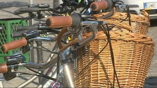Los funcionarios de Slupsk, en Polonia, invitados a usar la bicicleta en horas de trabajo