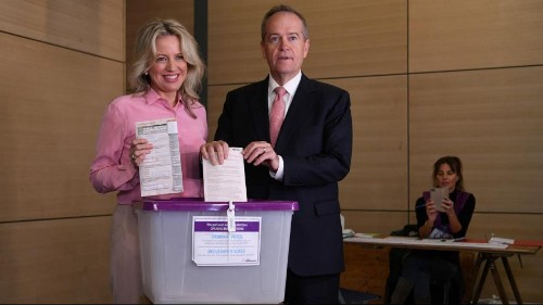 Australians vote in closely-fought federal election