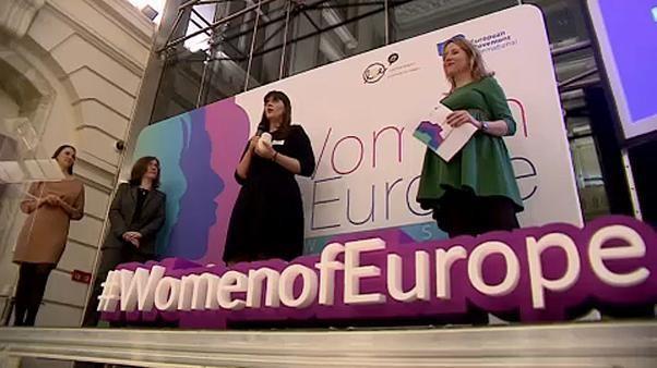 Frauenpower in Europa - Preisverleihung in Brüssel