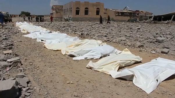 Yémen : une frappe de l'Arabie saoudite fait plus de 100 morts