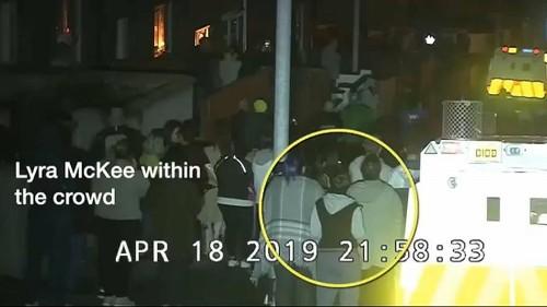 Londonderry: Polícia divulga imagens da noite do ataque