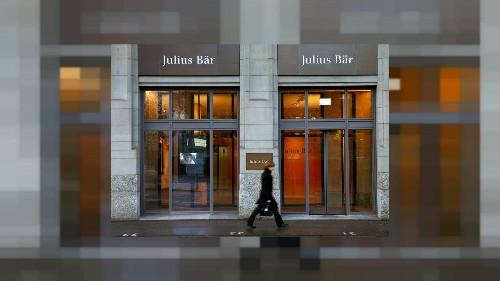 Swiss Bank Julius Baer appoints Rickenbacher as CEO