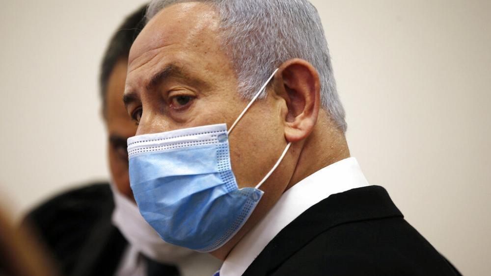 Биньямин Нетаньяху предстал перед судом