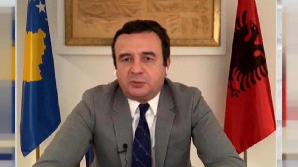 Le Premier ministre kosovar s'oppose à un échange de territoires avec la Serbie