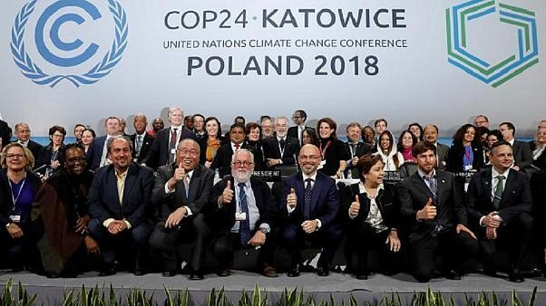 COP25: Are countries implementing their Paris agreement pledges?