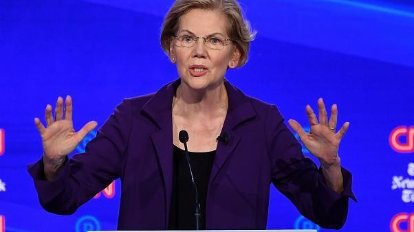 Debate pile-on from rivals shows Warren's strengths and weaknesses
