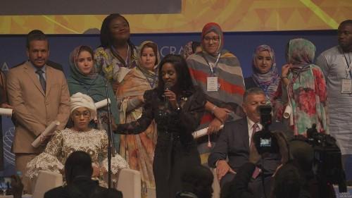 La jeunesse africaine à l'honneur au Forum de Crans Montana à Dakhla