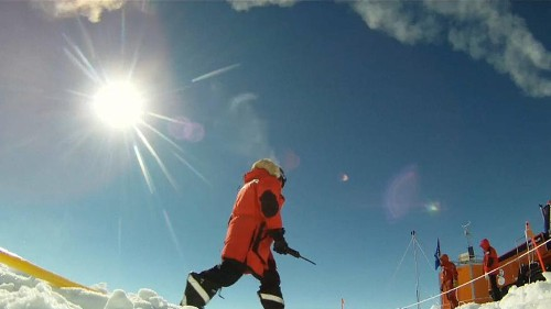 Watch: Scientists seek oldest ice on Earth to understand climate change