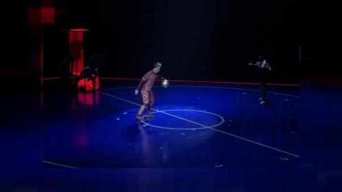 Cirque du Soleil - inspiriert von Lionel Messi