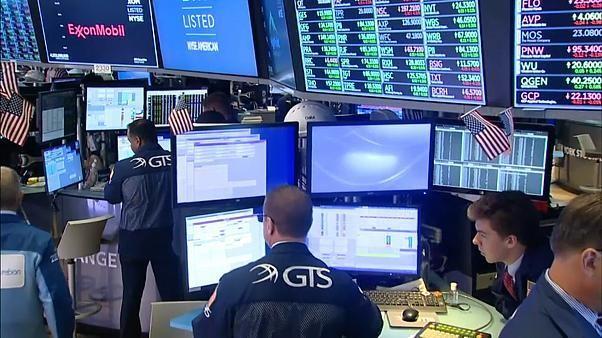 27 000 Punkte geknackt: Dow Jones auf Rekordjagd