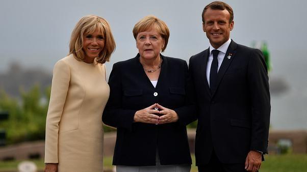 G7-Gipfel: Deftige Aussagen, dann Versöhnliches
