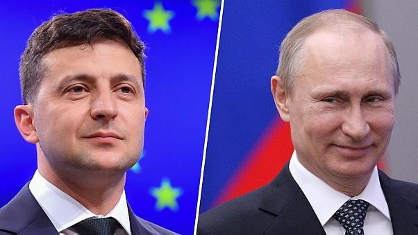 After years of war, will Ukraine's Zelenskiy and Russia's Putin give peace a chance?