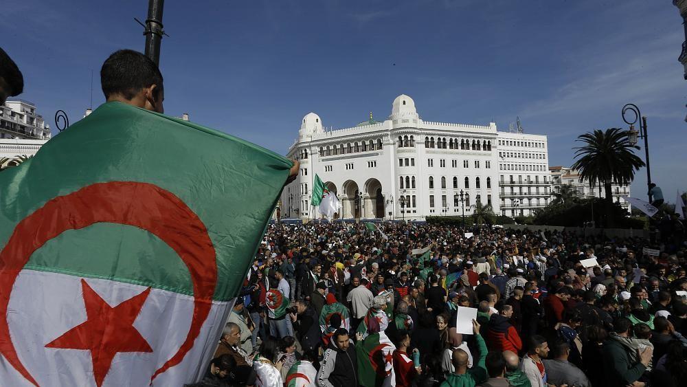 السجن 18 شهراً لابراهيم لعلامي أحد رموز الحراك الشعبي في الجزائر