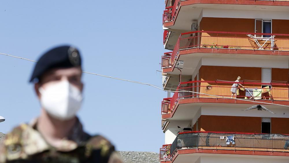 Italie : situation explosive autour d'un nouveau foyer de coronavirus