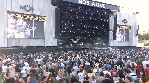 Something for everyone at NOS Alive