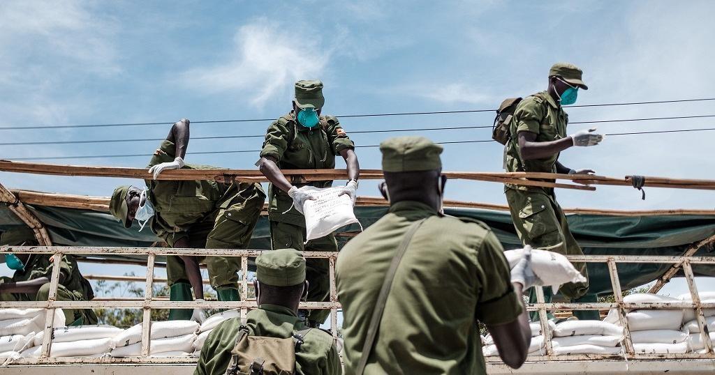 Uganda donates food to vulnerable people during lockdown | Africanews