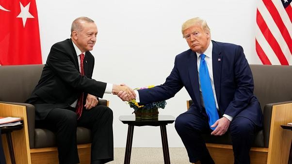 Donald Trump imposes sanctions on Turkey over its military operation in Syria