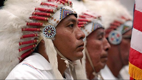Obama announces first presidential visit to Indian Country next year