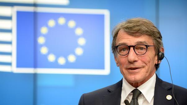 Avrupa Parlamentosu Başkanı Sassoli: Türkiye ile üyelik müzakereleri askıya alınmalı