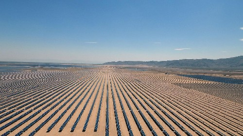 Why supersized solar farms are sprouting around the world
