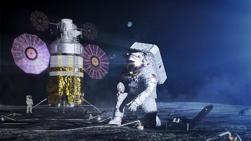 Watch NASA unveil the spacesuits astronauts will wear on the moon, Mars