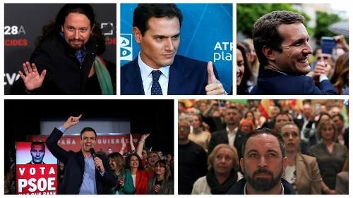 Elezioni spagnole 2019, chi vincerebbe se si votasse sui social network?