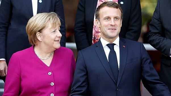 Merkel e Macron temem ressurgimento do daesh com ofensiva turca