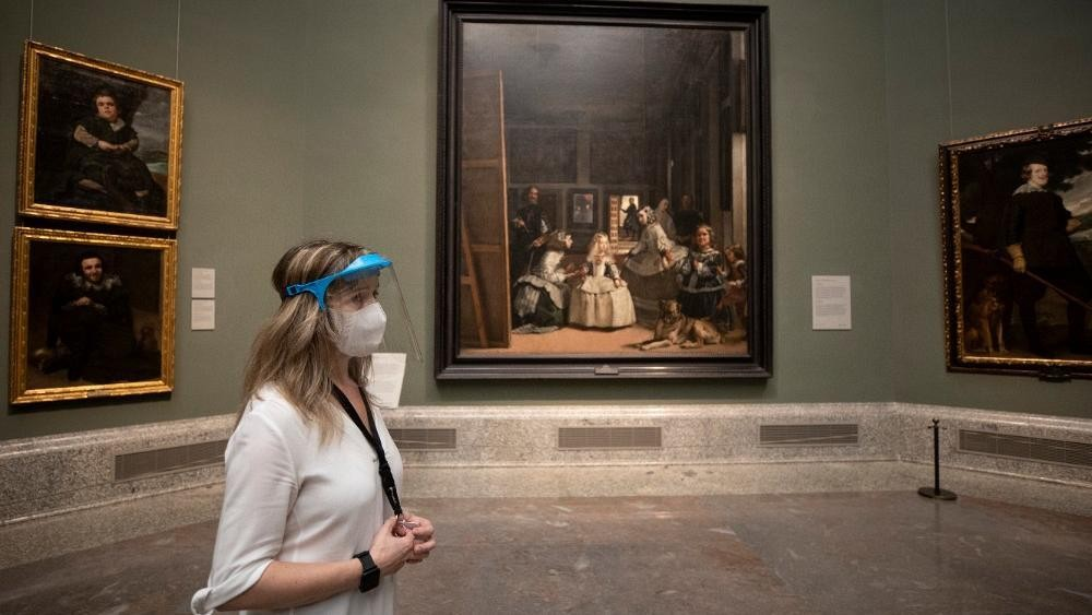 Prado and Versailles among Europe's museums to re-open but with restrictions