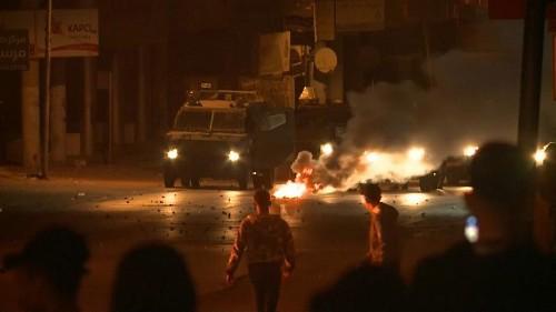 Tote nach Unruhen im Westjordanland
