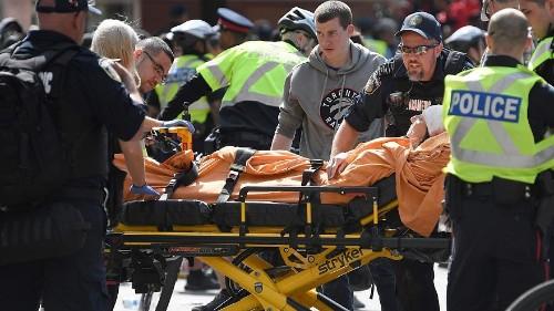 Four injured in shooting during Raptors' NBA victory parade in Toronto