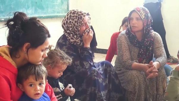 Offensive turque en Syrie : Le sort des familles kurdes
